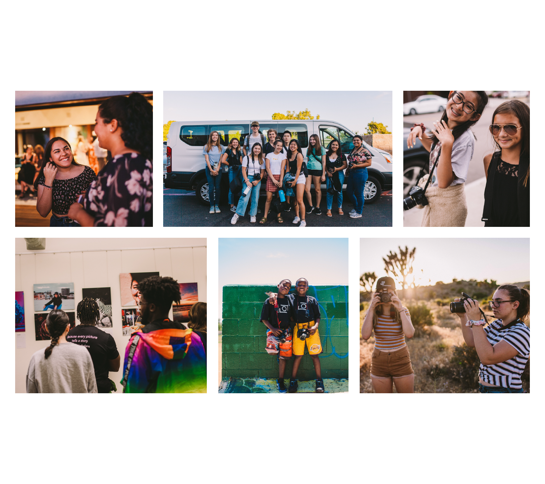 The Mission of Outside the Lens San Diego Non-Profit